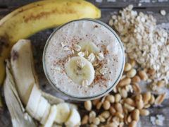 ''Protein shake'' to boost your self esteem.